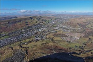 Blaina, Cwmcelyn and Nantyglo